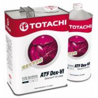 Трансмиссионное масло TOTACHI ATF Dex-VI, 5л «4л+1л»