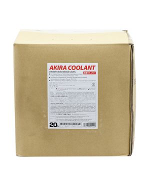 Антифриз Akira Coolant -40°C красный, 20л