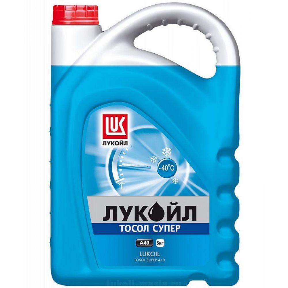 Тосол Лукойл Супер А40, 5кг