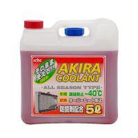 Антифриз Akira Coolant -40°C красный, 5л