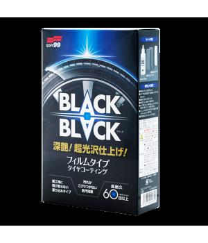 Покрытие для шин Black Black, 110 мл