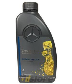 Моторное масло Mercedes-Benz MB 229.3 5W-40, 1л