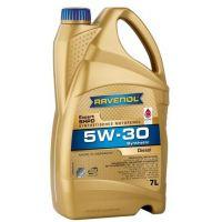Моторное масло RAVENOL Expert SHPD 5W-30, 7л