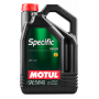 Моторное масло Motul Specific CNG/LPG 5W-40, 5л