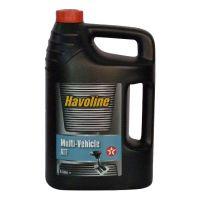 Трансмиссионное масло Texaco Havoline Multi-Vehicle ATF, 5л