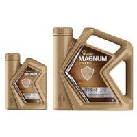 Моторное масло Rosneft Magnum Maxtec 10W-40 (РНПК), 4+1л