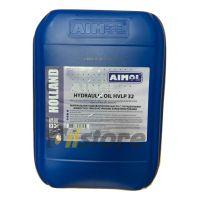 Гидравлическое масло AIMOL Hydraulic Oil HVLP 32, 20л