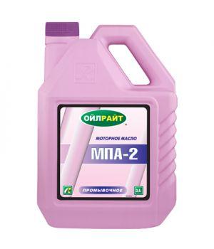 Промывочное масло OILRIGHT МПА-2-0, 3.5л