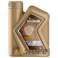 Моторное масло Rosneft Magnum Maxtec 5W-40 (РНПК), 1л