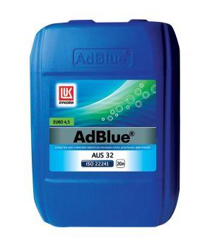 Раствор мочевины Лукойл AUS 32 AdBlue, 20л