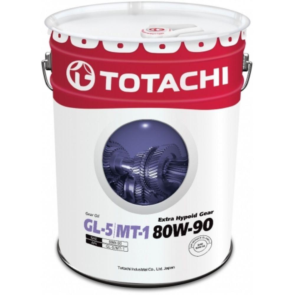Трансмиссионное масло TOTACHI NIRO Super Gear 80W-90, 20л
