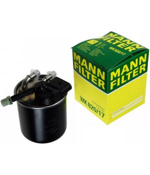 Топливный фильтр MANN-FILTER WK 820/17