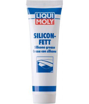 Силиконовая смазка LIQUI MOLY Silicon-Fett, 0,1кг