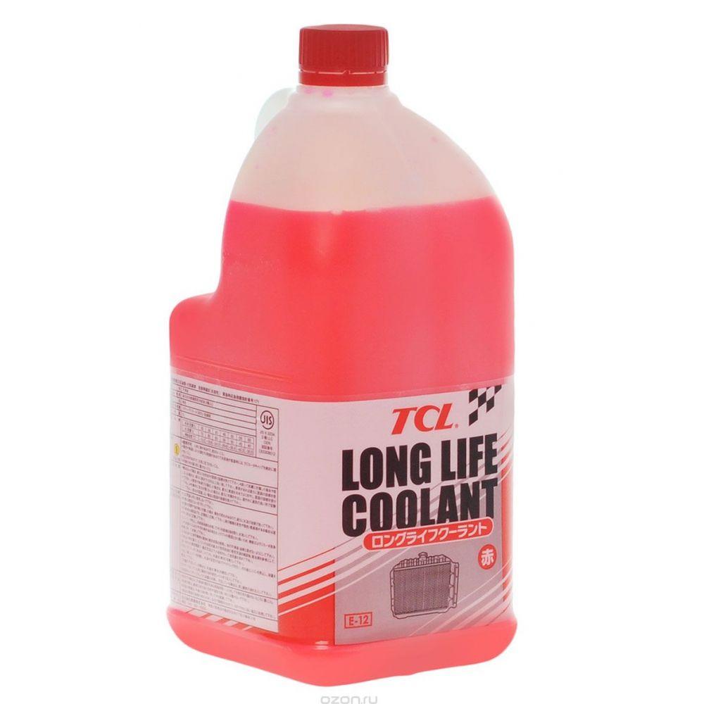 Антифриз концентрат TCL Long Life Coolant RED, 2л