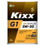 Моторное масло Kixx G1 SN Plus 5W-30, 4л