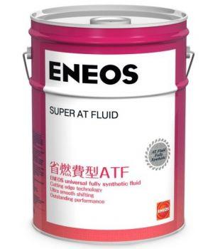 Трансмиссионное масло для АКПП ENEOS Super AT Fluid, 20л