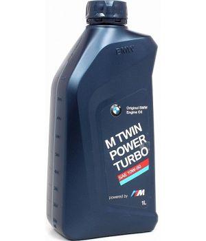 Моторное масло BMW M TwinPower Turbo 10W-60, 1л