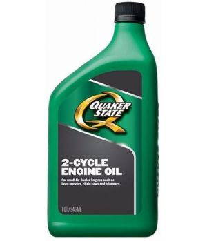 Моторное масло QUAKER STATE 2-Cycle, 0,946 л.