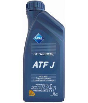 Трансмиссионное масло ARAL Getriebeöl ATF J, 1л