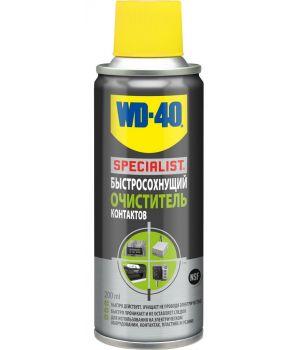 Очиститель контактов WD-40 SPECIALIST, 200мл