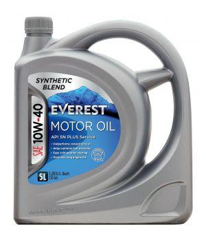 Моторное масло Everest SYN-BLEND 10W-40, 5л