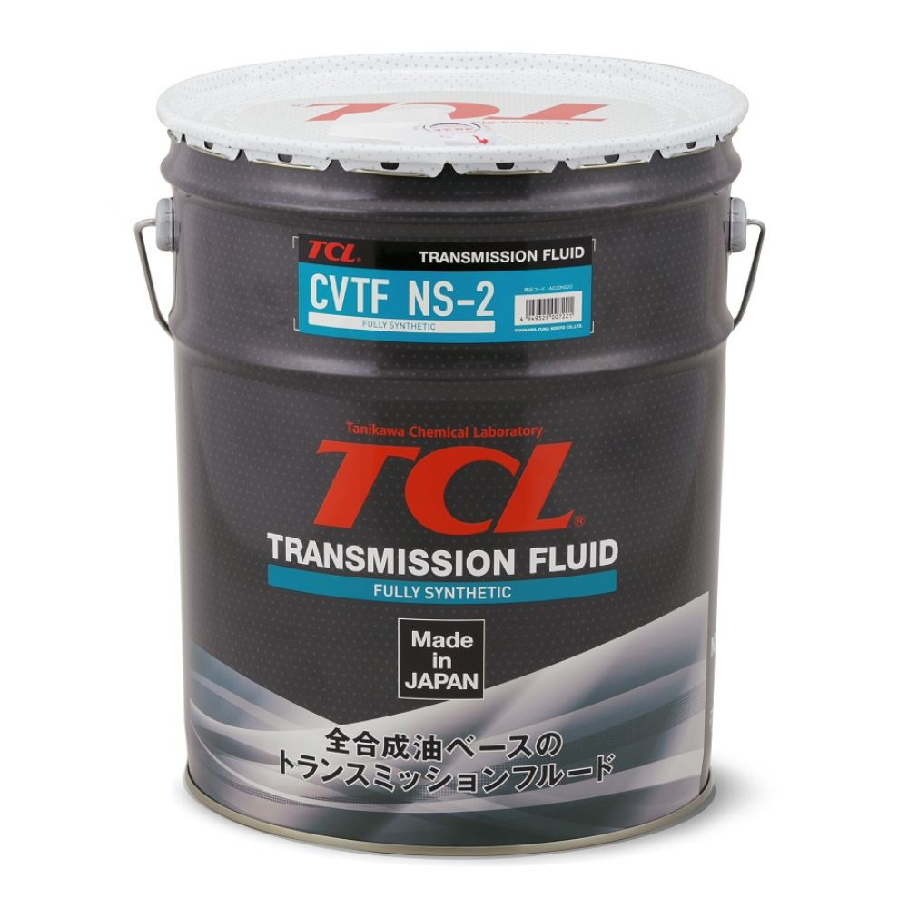 Трансмиссионное масло TCL CVTF NS-2, 20л