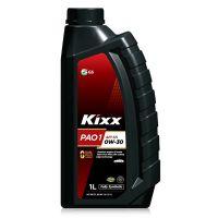 Моторное масло Kixx PAO 1 0W-30, 1л