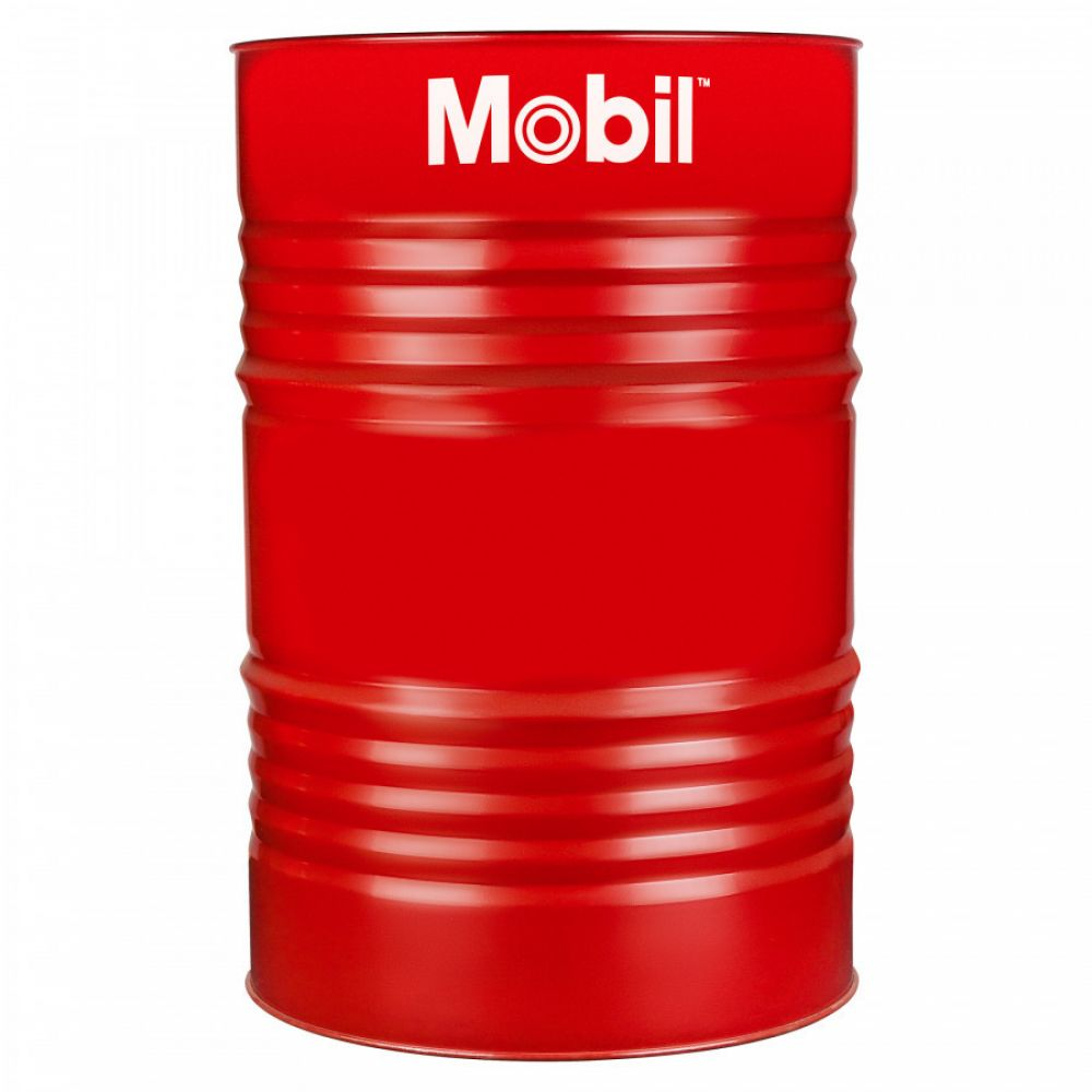 Индустриальное масло Mobil Glassrex SHC, 208л