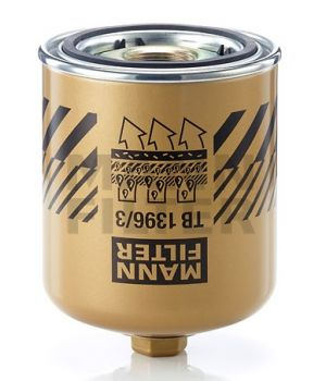 Осушитель воздуха для торм. с-мы MANN-FILTER TB 1396/3X