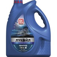 Моторное масло Лукойл Авангард 10W-40, 5л