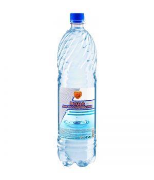 Вода дистиллированная Eltrans, 1,5л