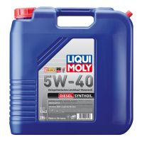 Моторное масло LIQUI MOLY Diesel Synthoil 5W-40, 20л
