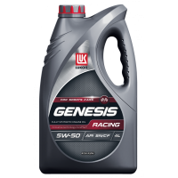 Моторное масло Лукойл Genesis Racing 5W-50, 4л