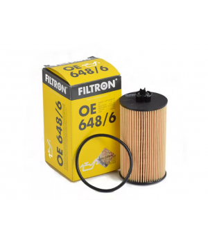 Масляный фильтр Filtron OE648/6