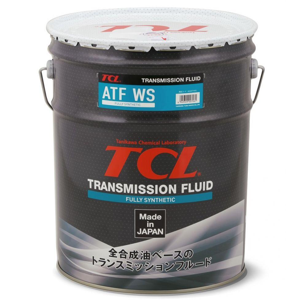 Трансмиссионное масло TCL ATF WS, 20л
