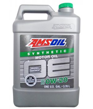Моторное масло AMSOIL OE Synthetic Motor Oil SAE 0W-20, 3,784 л.
