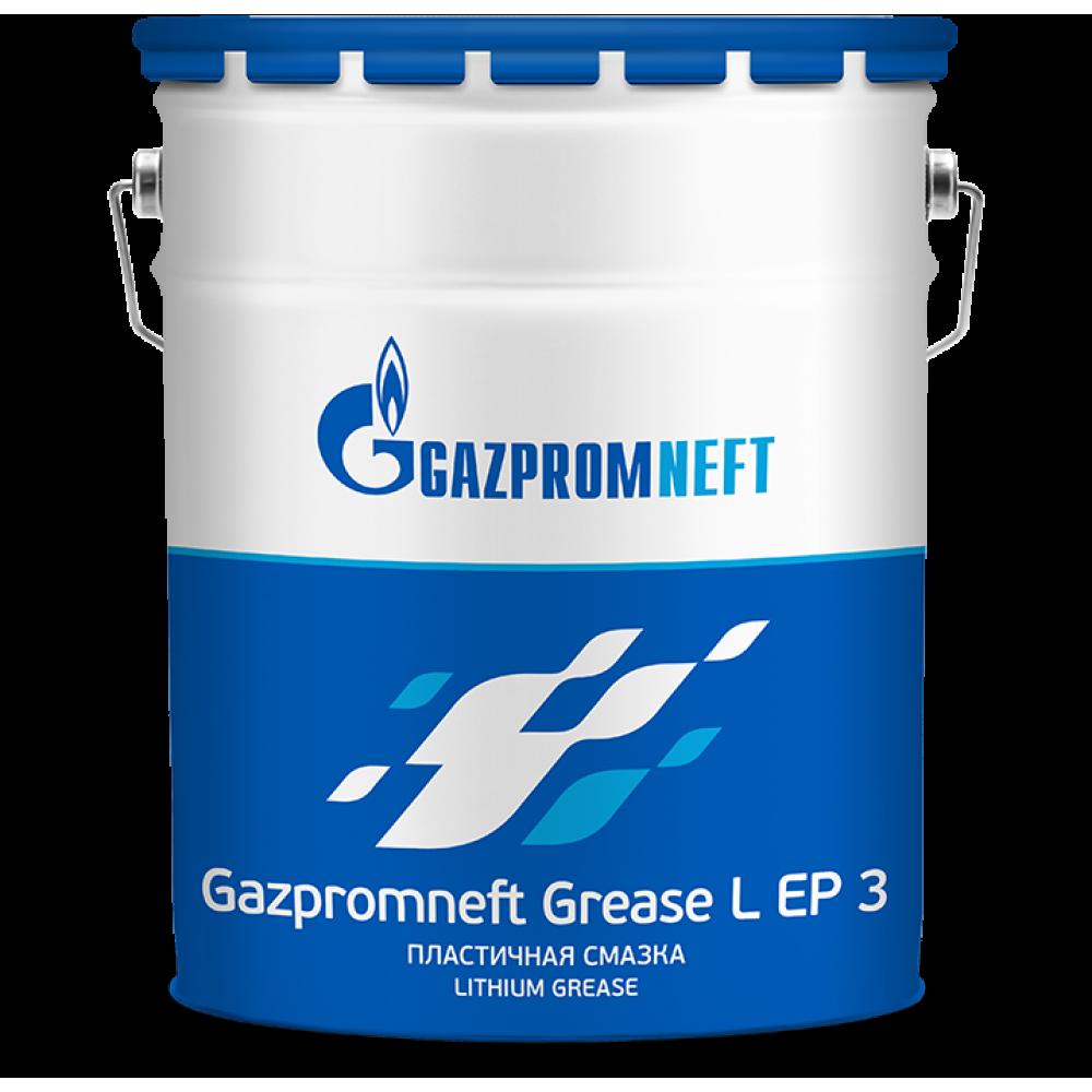 Смазка Gazpromneft Grease L ЕР 3, 18кг