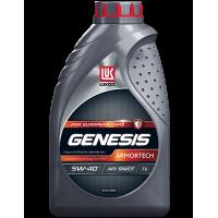 Моторное масло Лукойл Genesis Armortech 5W-40, 1л