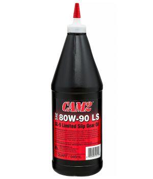 Трансмиссионное масло CAM2 GEAR OIL 80W-90 GL-5 LS, 0.946мл