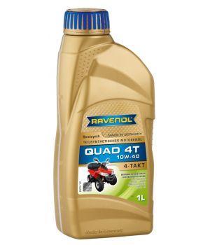 Масло для квадроциклов RAVENOL QUAD 4T SAE 10W-40 (1л)