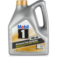 Моторное масло Mobil 1 FS 0W-40, 4л