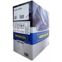 Моторное масло RAVENOL DLO 10W-40, 20л ecobox