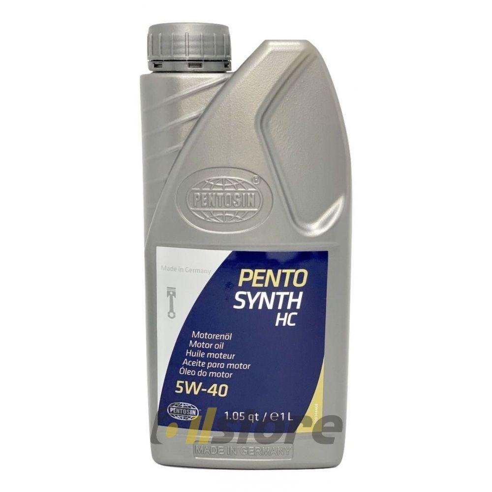 Моторное масло Pentosin Pentosynth HC 5W-40, 1л