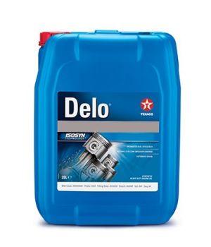 Трансмиссионное масло Texaco DELO Syn-THF XC, 20л
