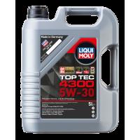 Моторное масло LIQUI MOLY НС Top Tec 4300 5W-30, 5л