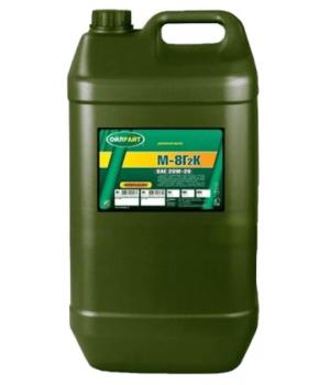 Моторное масло OILRIGHT М-8Г2К, 30л