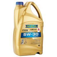 Моторное масло RAVENOL FDS SAE 5W-30, 4л