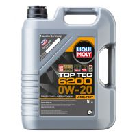 Моторное масло LIQUI MOLY НС Top Tec 6200 0W-20, 5л