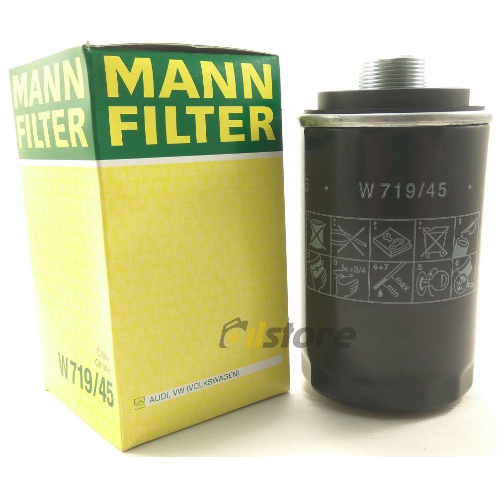 Масляный фильтр MANN-FILTER W 719/45