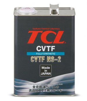 Трансмиссионное масло TCL CVTF NS-2, 4л